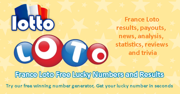 French Loto Results and Winning Numbers