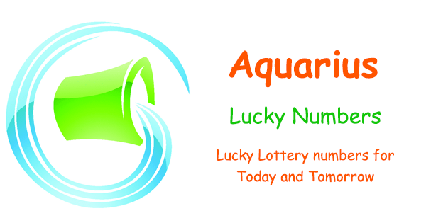 Aquarius Lucky Lottery Numbers - Today and Tomorrow