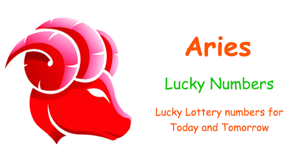 Aries Lucky Lottery Numbers - Today and Tomorrow